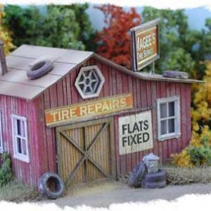Magee's Tire Repair (HO)