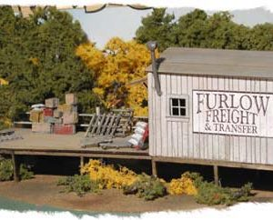 Furlow Freight (HO)