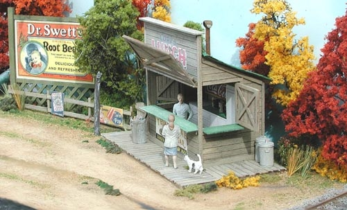Swanson's Lunch Stand (N-HO-S-O)