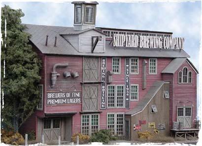 Shipyard Brewing  (N/HO/S/O)
