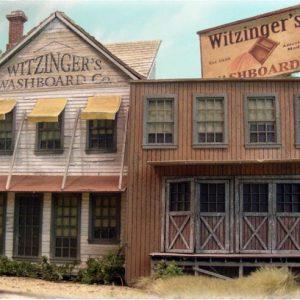 Witzinger's Washboards (HO/O)