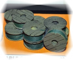Cable Spools V2 (O-Scale)