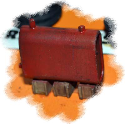 Heating Oil Tank (S/O)