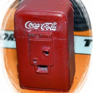 2-Pak Soda Machines (O-Scale)