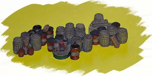 Keg & Crate Asst (HO)