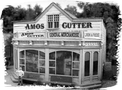 Amos Cutter's General Store (HO-O)