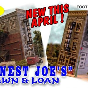 Honest Joes Pawn and Loan (HO)