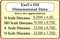 Earl's Oil (N/HO/S/O)