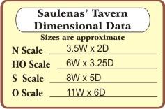 Saulenas Tavern (N-HO-S-O)