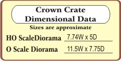 Crown Crate Company (HO-O)