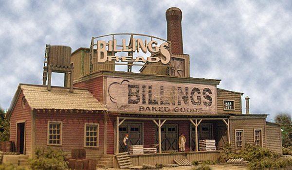 Billings Baked Goods (N Scale)