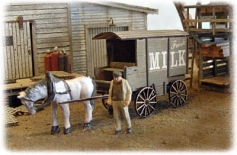 Milk & Ice Wagons