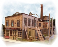 """Gibley's Furniture Co."" HO SCALE"