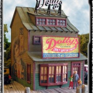 Dolly's Confectionery (HO)