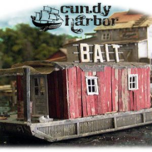 Cundy Harbor Bait Boat