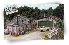 Goldie Electric (HO SCALE)