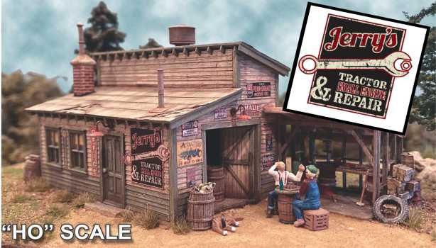 Jerry's Small Engine & Tractor Repair !