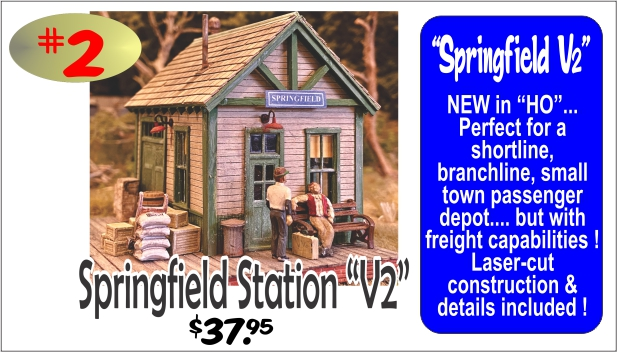 Springfield Station VERSION 2 !