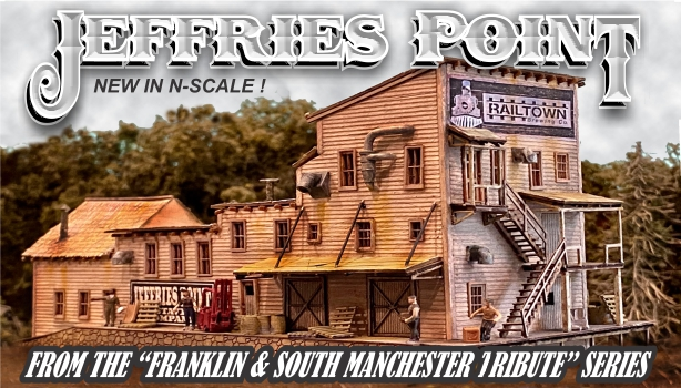 New In N- Scale !