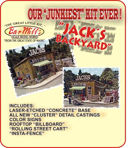 jacks backyard display panel